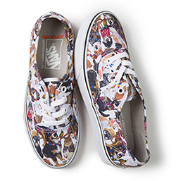 prize from Vans!